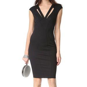 BNWOT $375 Zac Posen Sheath Dress Size Small
